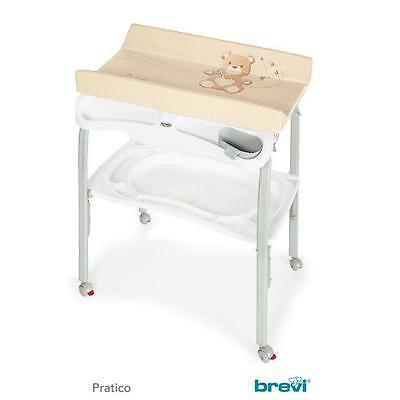PRATICO Table a langer pliante MY LITTLE BEAR