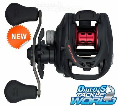 Daiwa Fuego CT 100HS Baitcast Reel BRAND NEW at Otto's Tackle World