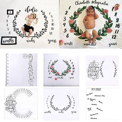 100 * 100 cm Newborn Baby Stretch Blanket Props Cover Prop Rug For Photography