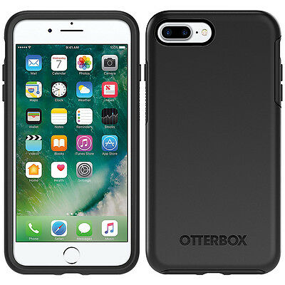 Genuine product !! Apple iPhone 7 plus Otterbox Symmetry - Black