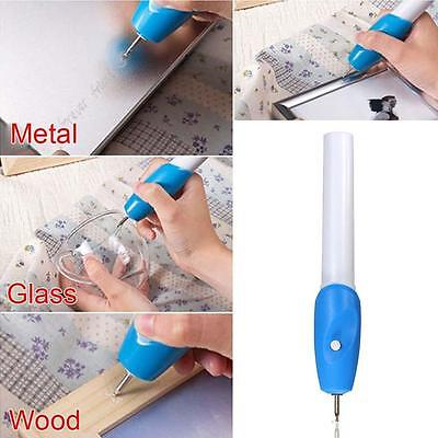 Electric Etching Engraved Engrave Carve Tool Steel Jewellery Engraver PenAU SHI`