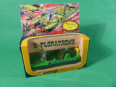 Corgi D2022  Space Toy X4 Scanotron   Diecast MIB - NOS