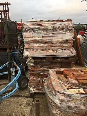 Red Stock and Multistock Imperial Bricks (reclaimed)