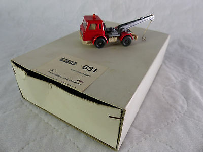Wiking 1/87 631 International Harvester Abschleppwagen unbespielt in 5er Box NOS