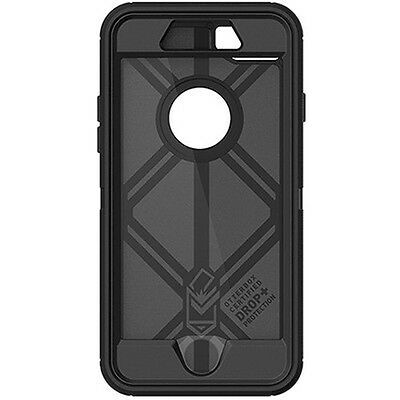 iPhone 7 Otterbox Defender Cover Black