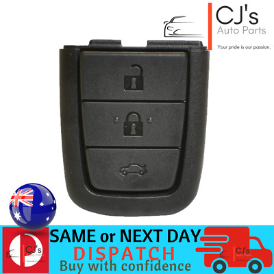 Holden VE SS SSV SV6 Commodore Replacement Key Remote Blank Shell Case