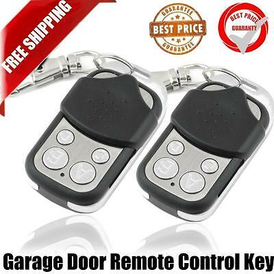Electric Cloning Universal Gate Garage Door Remote Control Fob 433mhz Key Fob DY