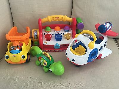 Collection Of Great Fisher Price Childrens Toys For Baby Or Toddler Great Gift