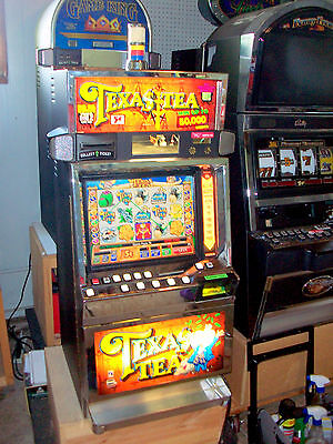 IGT I-game slot Machine Texas Tea with LCD Screen