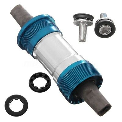 68mm Bike Bicycle Bottom Central Bracket Multiple Axis Square Taper MTB Road UK