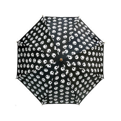 Umbrella Nightmare Before Christmas Parapluie L'étrange Noël de Mr Jack Gothic