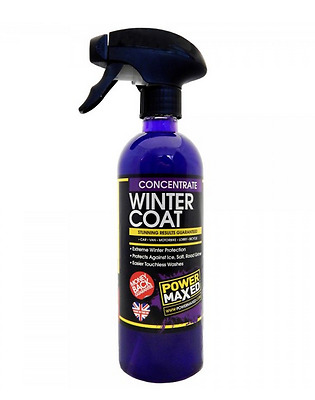 Power Maxed Winter Coat Sealant Paint Protection smoothness Concentrate 500ml
