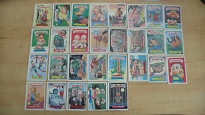 The Garbage Gang : 1991 / 92 Cards / Stickers - x45 Job Lot 1a 2a 3a 5a ++++