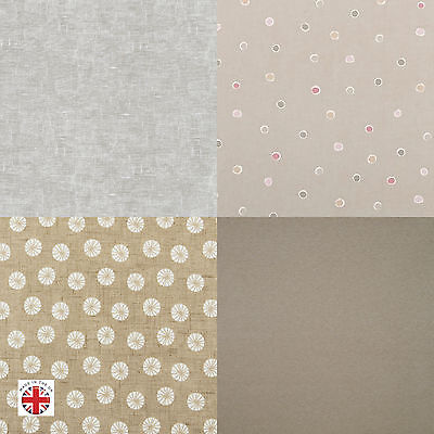 Taupe Oilcloth Wipe Clean Tablecloth PVC Round Rectangle Square Polka Dot Plain