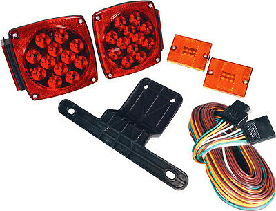 Submersible LED Trailer Light Kit SEE THE QUALITY