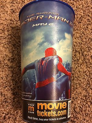 Marcus Theater The Amazing Spider-Man 2 Collector's Cup New