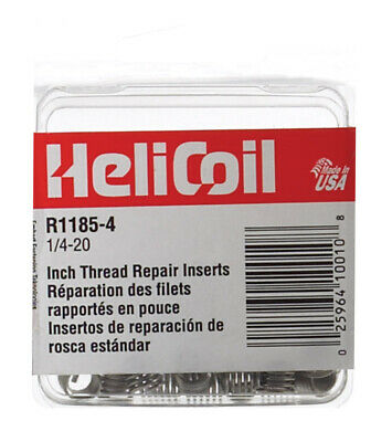 "Heli-Coil Thread Insert 1/4""-20"