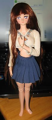 "Volks 1/6 ""New-EB"" type B NS Body With face-up and wig. Doll BJD"