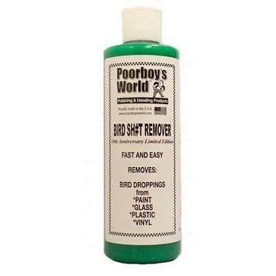 Poorboy's World Bird Dropping Sh#t Remover 473ml