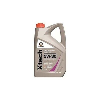 Comma Xtech 5W30 Fully Synthetic Engine Oil 5Litre