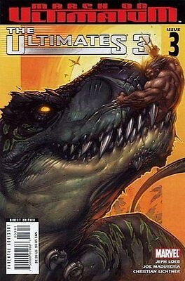 Ultimates (Vol 3) #   3 Near Mint (NM) Marvel Comics MODERN AGE