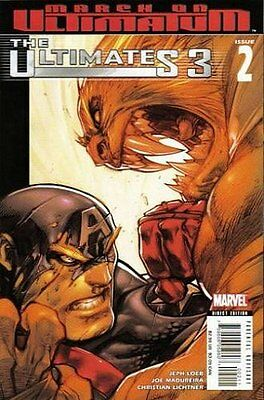 Ultimates (Vol 3) #   2 Near Mint (NM) Marvel Comics MODERN AGE