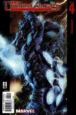 Ultimates (Vol 1) #   4 (VFN+) (VyFne Plus+) Marvel Comics ORIG US