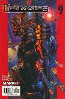 Ultimates (Vol 1) #   9 Near Mint (NM) Marvel Comics MODERN AGE