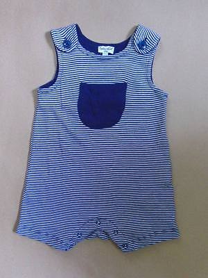 Splendid Infant Baby Boy Romper One Piece 6-12 Months - EUC - Free Shipping