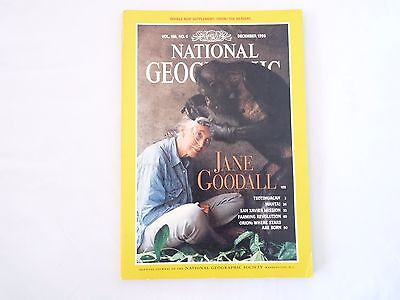 Revista National Geographic Ingles December 1995