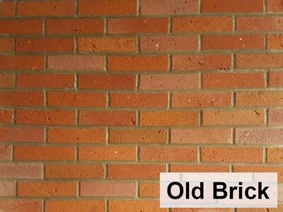 BRICK SLIPS CLADDING WALL TILES - Boxes of 1m2