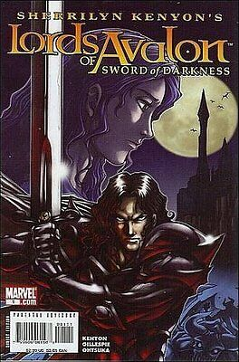 Lords of Avalon: Sword of Darkness (2008 Ltd) #   1 Near Mint (NM) MODN AGE