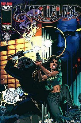 Witchblade (Vol 1) #  24 Near Mint (NM) Image MODERN AGE COMICS
