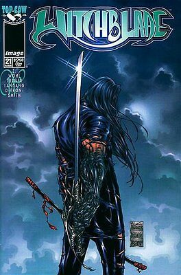 Witchblade (Vol 1) #  21 Near Mint (NM) Image MODERN AGE COMICS