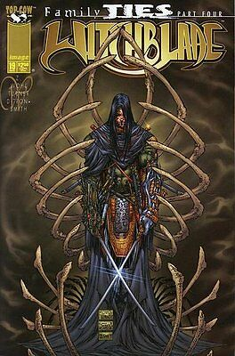 Witchblade (Vol 1) #  19 Near Mint (NM) Image MODERN AGE COMICS