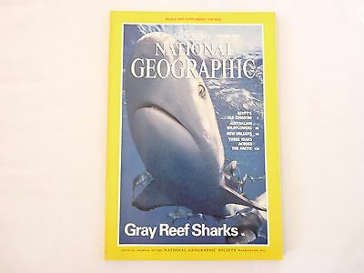 Revista National Geographic Ingles January 1995