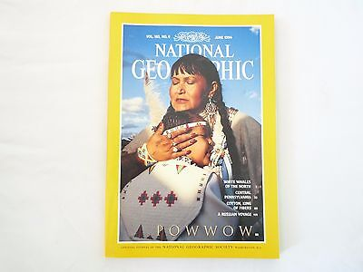 Revista National Geographic Ingles June 1994