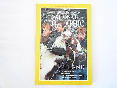 Revista National Geographic Ingles September 1994