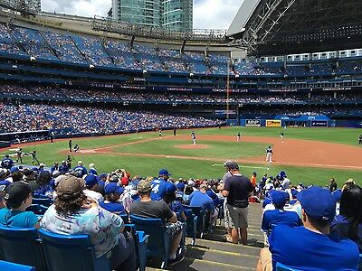 2 tickets Chicago White Sox @ Toronto Blue Jays June 17 Rogers Centre