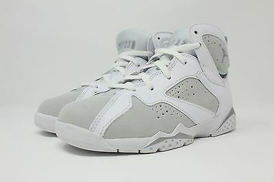 Air Jordan 7 Retro BP # 304773 120 Pure Money Ship Now