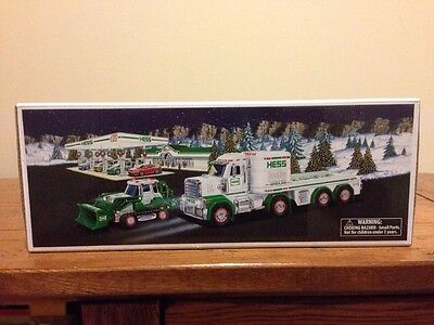 2013 Hess Toy Truck and Tractor Motorized Tracked Front Loader