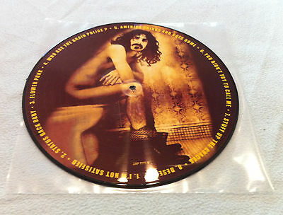 FRANK ZAPPA - ON THE CRAPPER - PICTURE VINYL, LP, captain beefheart & his magic