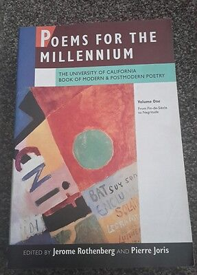 Poems for the Millennium: The University of California Book of Modern and...