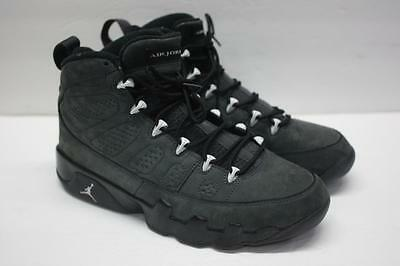 promo code 4d6af 4860b Nike Air Jordan 9 IX Retro Anthracite White Black SZ 9 (302370-013)