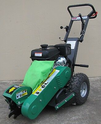 Greatbull Walk Behind Stump Grinder 14hp Kohler Gas Engine