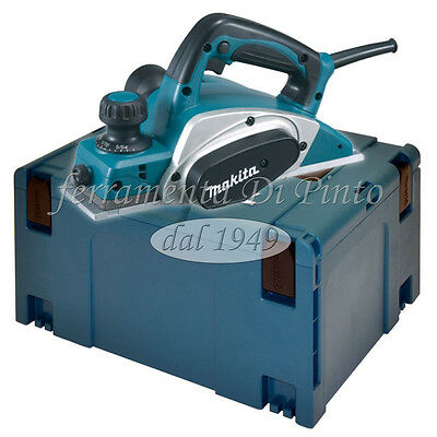 Makita Pialletto Pialla Scanalatrice Elettrica W 620 Mm 82 Professionale