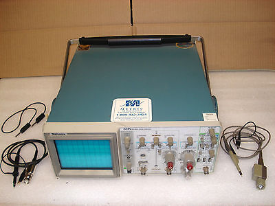 TEKTRONIX 2235 100MHz OSCILLOSCOPE for PART or REPAIR