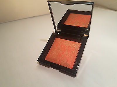 bareMinerals Invisible Glow Powder Highlighter in DARK TO DEEP *New* Boxed Full
