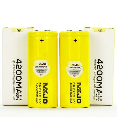 Authentic Efest IMR 18650 3000 3500MAH 35A 20A Ion Battery High Drain Batteries