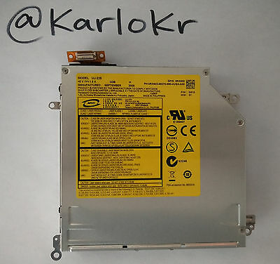 Blu-ray BD-RE Writer DVDRW Drive UJ-225 0RX602 for Dell XPS M1530 M1730 M2010